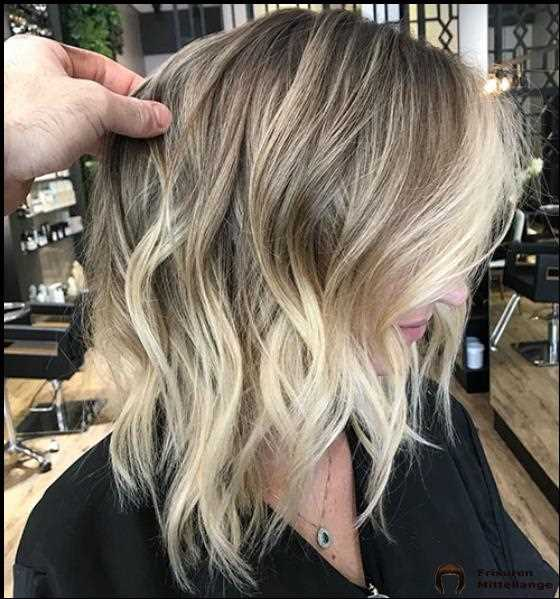 Blond-Highlights
