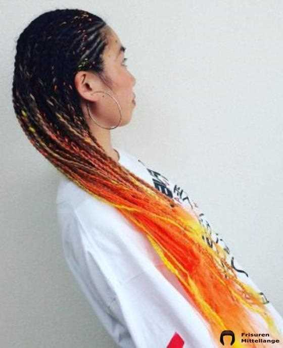 Inferno Cornrows