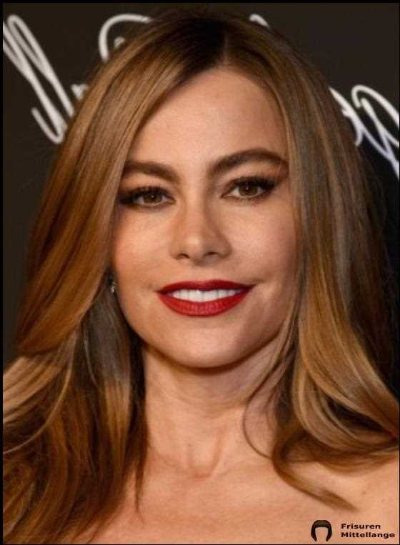 Sofia Vergara frisuren