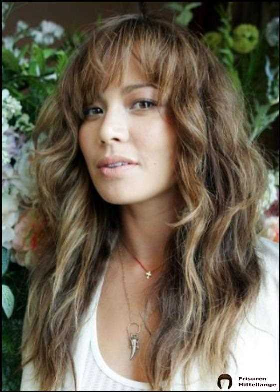 Tousled Ombre Long Layers