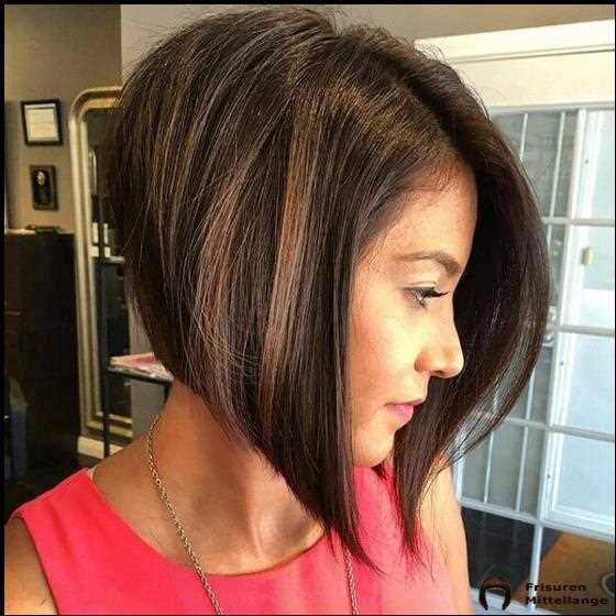Long bob frisuren dunkel