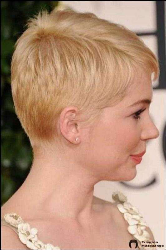 Michelle Williams Pixie schnitt