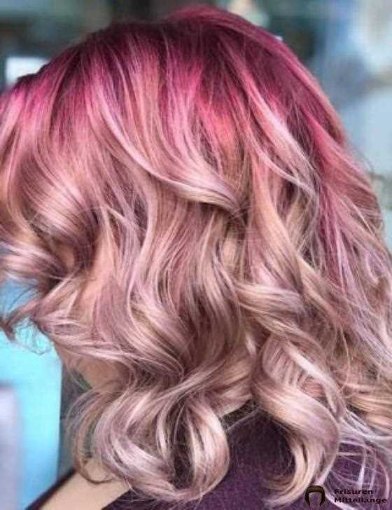 Candy Cane Ombre