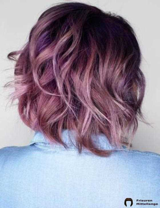 Smokey Purple Ombre
