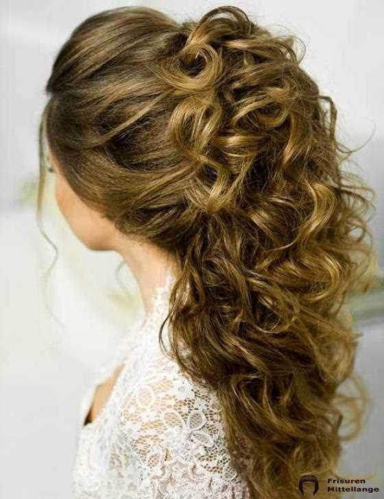 Faux High Ponytail