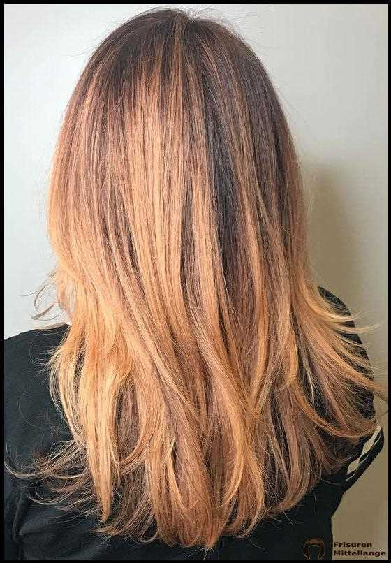 Strawberry Blonde Root Melt